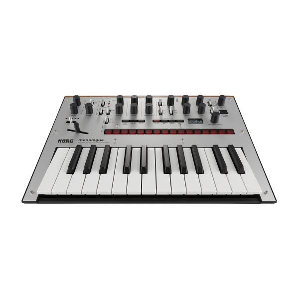 Korg Monologue Silver