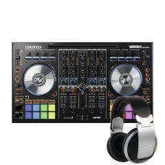 Reloop Mixon 4 + słuchawki RHP-20 GRATIS!