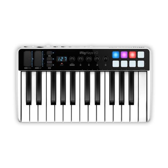 IK Multimedia iRig Keys I/O 25