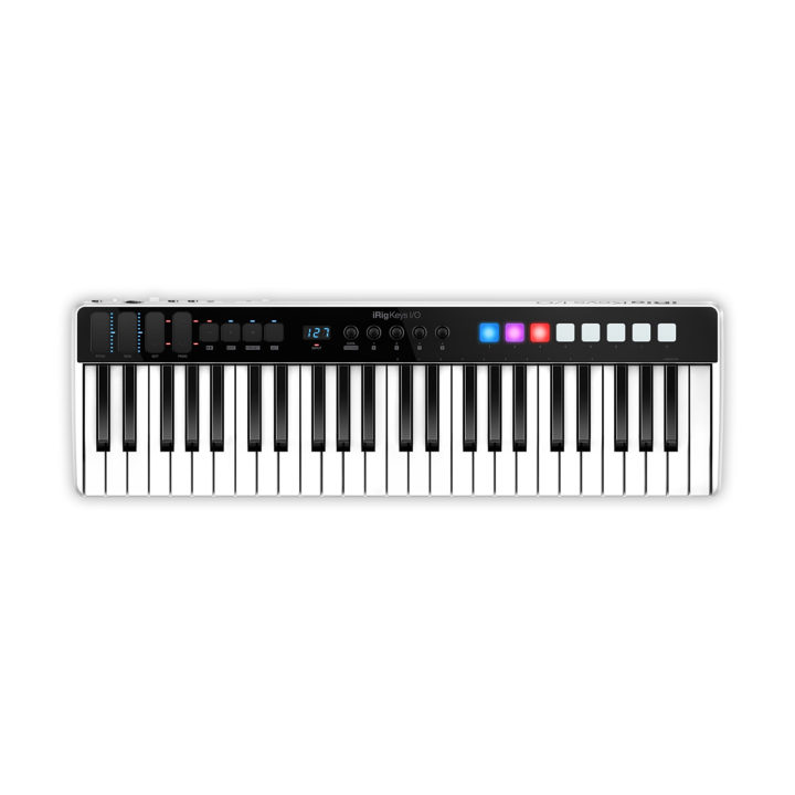 IK Multimedia iRig Keys I/O 49 1