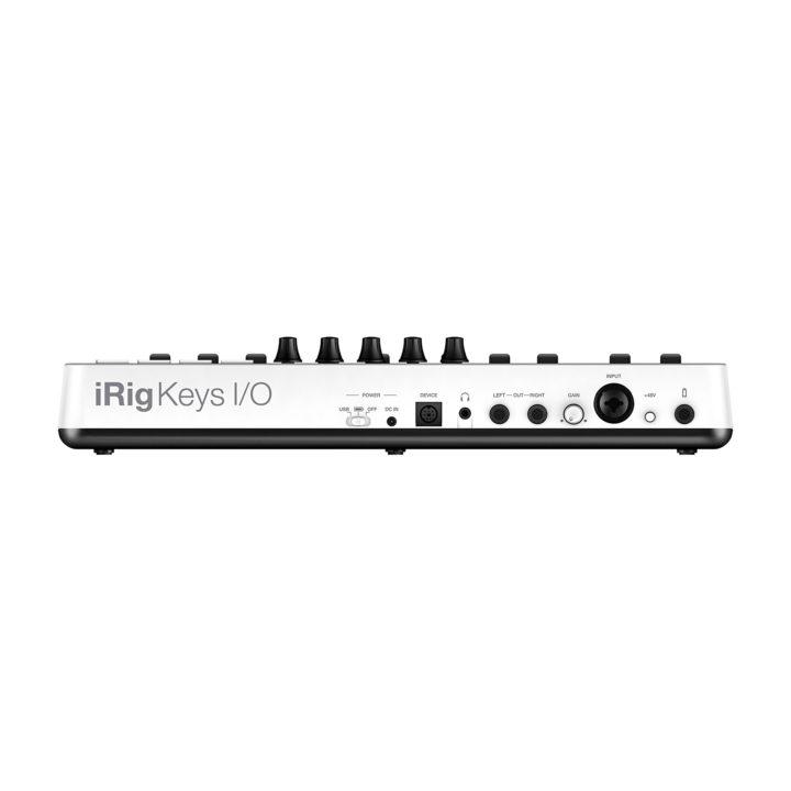 IK Multimedia iRig Keys I/O 25 3