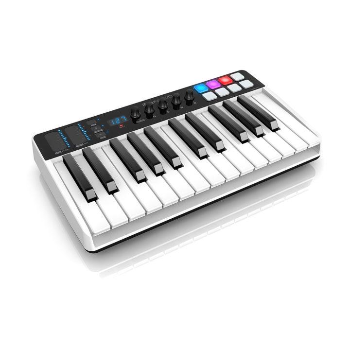 IK Multimedia iRig Keys I/O 25 2