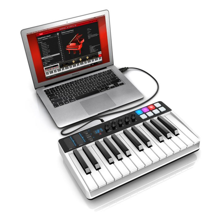 IK Multimedia iRig Keys I/O 25 6