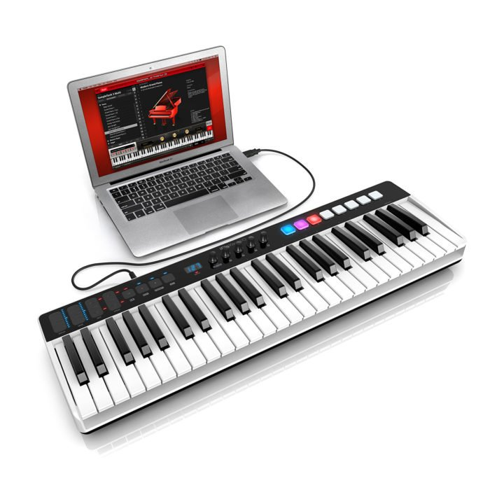IK Multimedia iRig Keys I/O 49 4