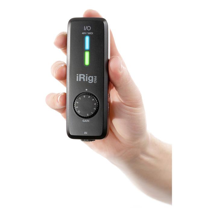 IK Multimedia iRig Pro I/O 3