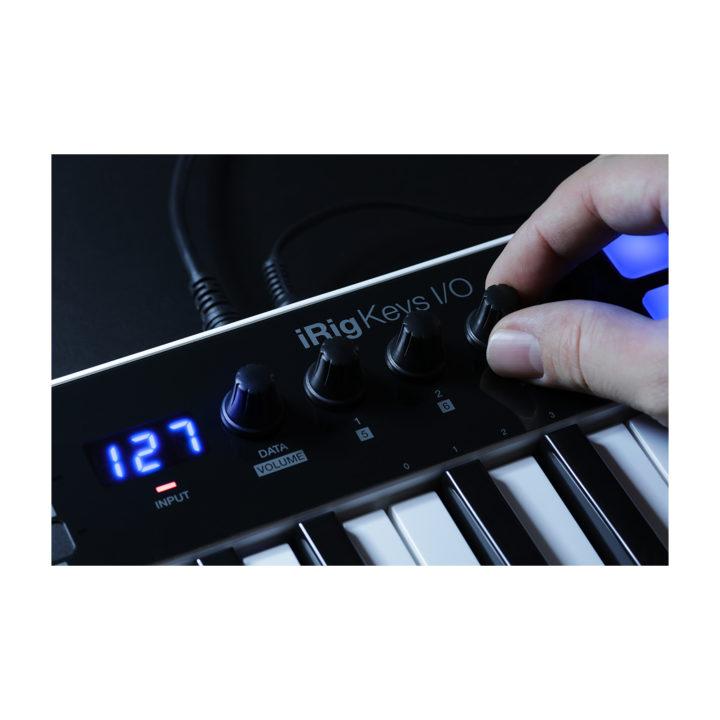 IK Multimedia iRig Keys I/O 25 13