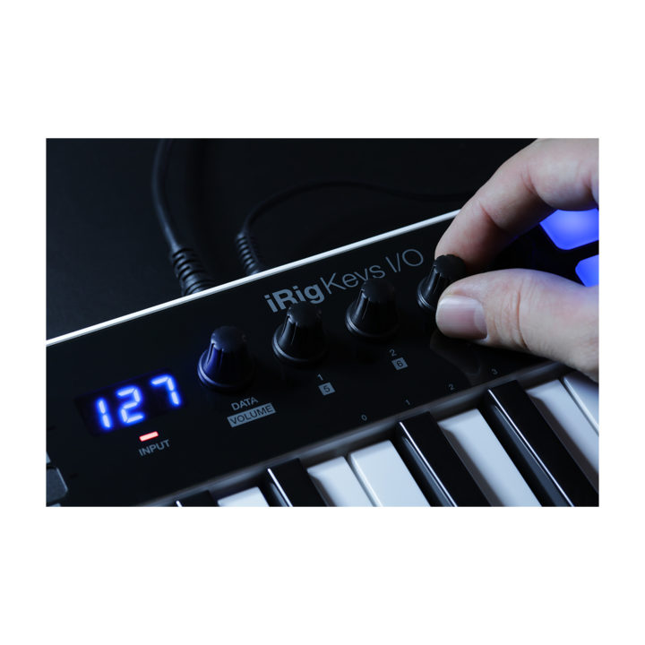 IK Multimedia iRig Keys I/O 49 17