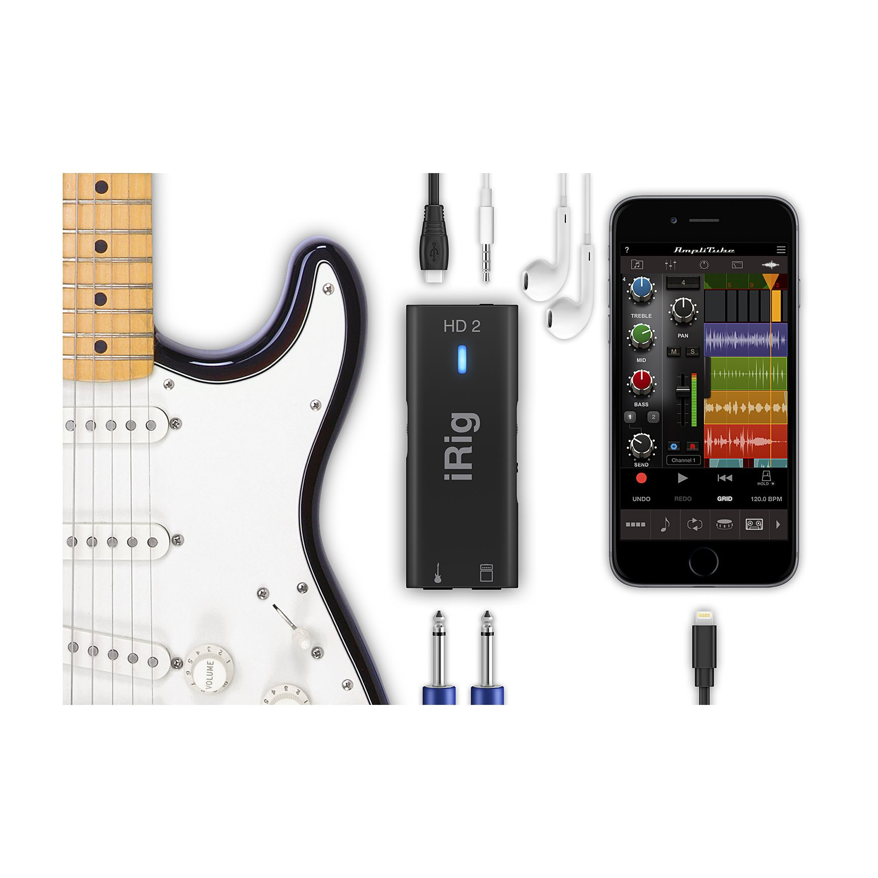IK Multimedia iRig HD 2 2