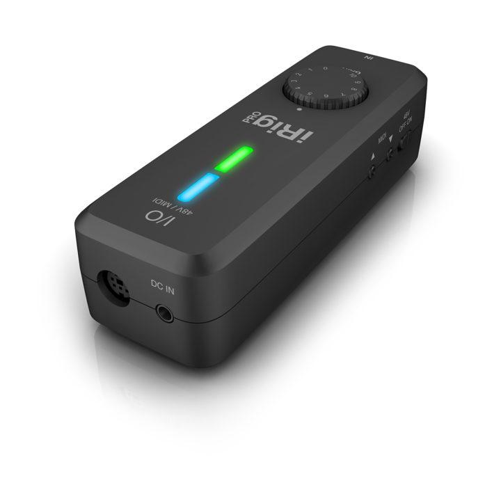 IK Multimedia iRig Pro I/O 1