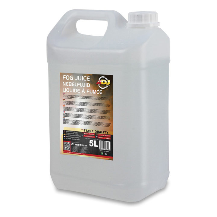 American DJ Fog juice 2 medium  - 5 L 1