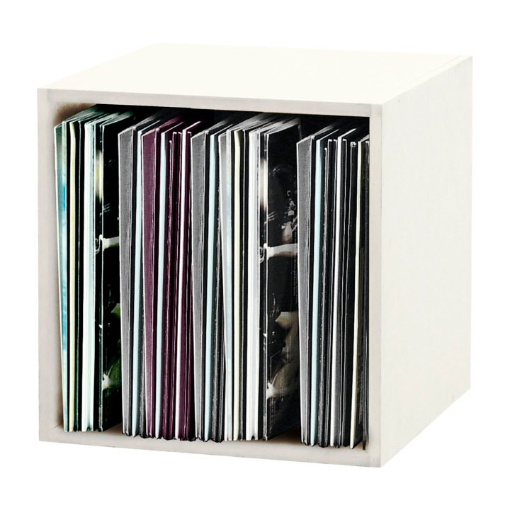 Glorious Record Box 110 White 1