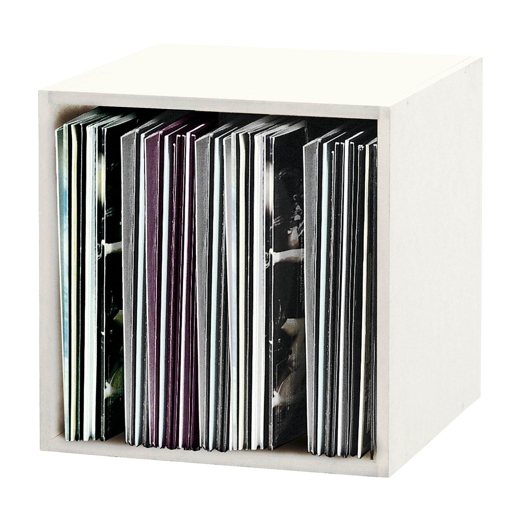 Glorious Record Box 110 White
