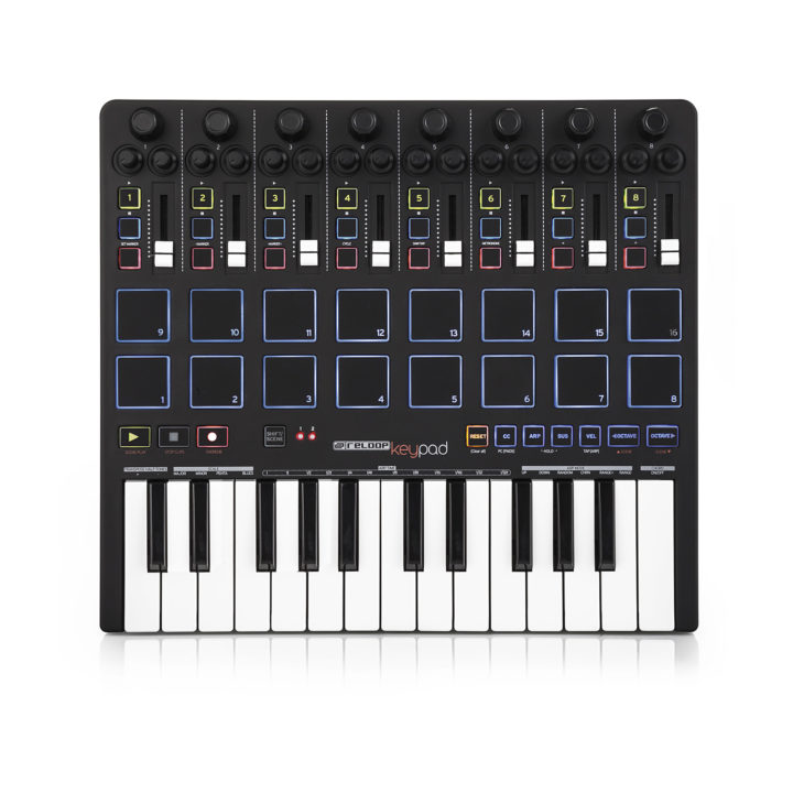Reloop Keypad 1