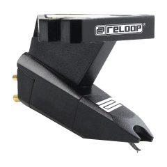 Reloop OM Black by Ortofon