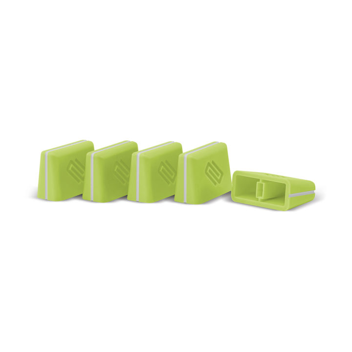 Reloop Fader Cap Set Green 2