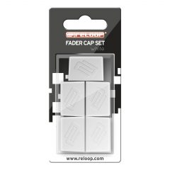 Reloop Fader Cap Set White