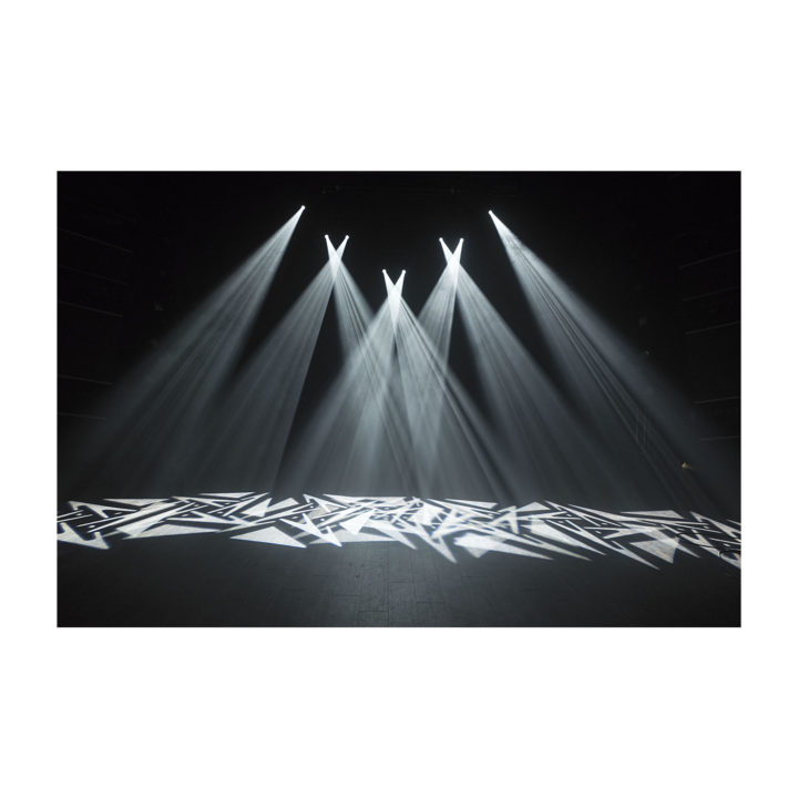 Showtec Phantom 65 LED Spot x2 + okablowanie i uchwyty 18