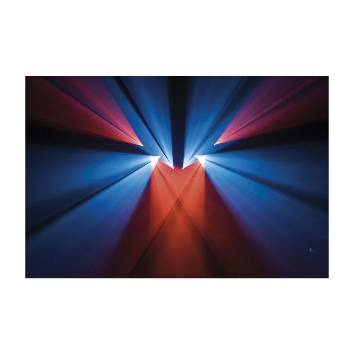 Showtec Phantom 65 LED Spot x2 + okablowanie i uchwyty 20