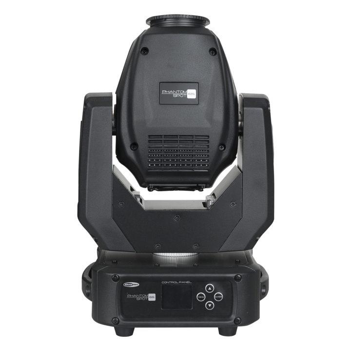 Showtec Phantom 65 LED Spot x2 + okablowanie i uchwyty 4
