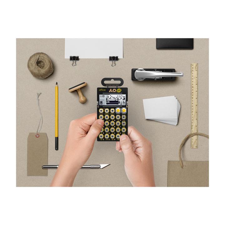 Teenage Engineering PO-24 office 5