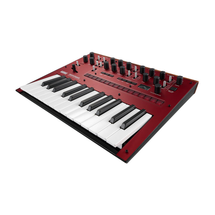 Korg Monologue Red 2