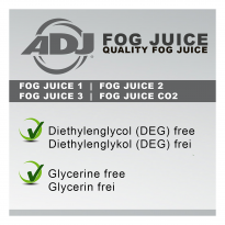 American DJ Fog juice 2 medium  - 5 L 2