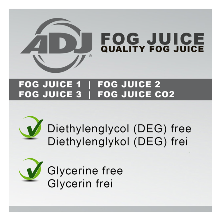 American DJ Fog juice 2 medium  - 5 L 2