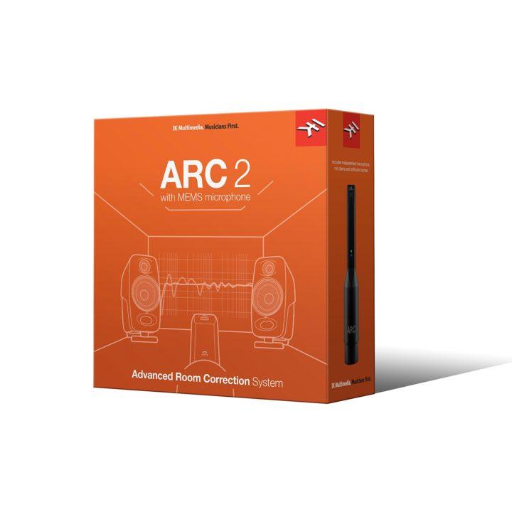 IK Multimedia ARC System 2