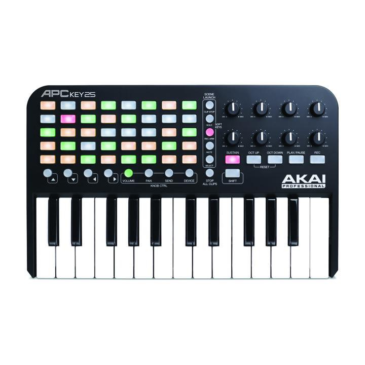 Akai APC Key 25 1