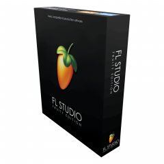Image-Line FL Studio 12 Fruity Edition BOX