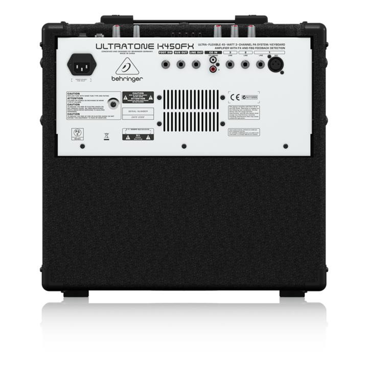 Behringer Ultratone K450FX 3