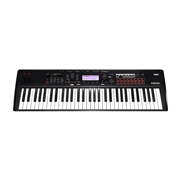 Korg Kross 2 61 (Super Matte Black) 2