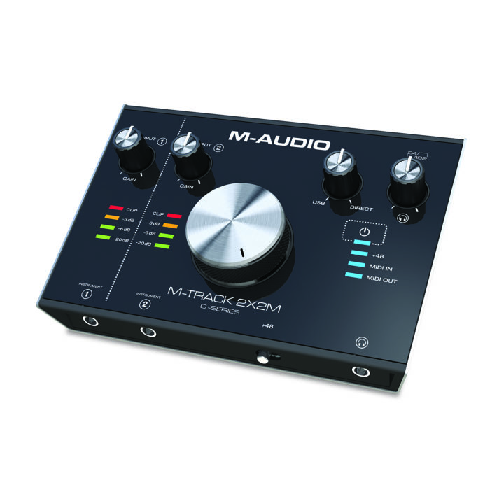 M-Audio M-Track 2X2M 1