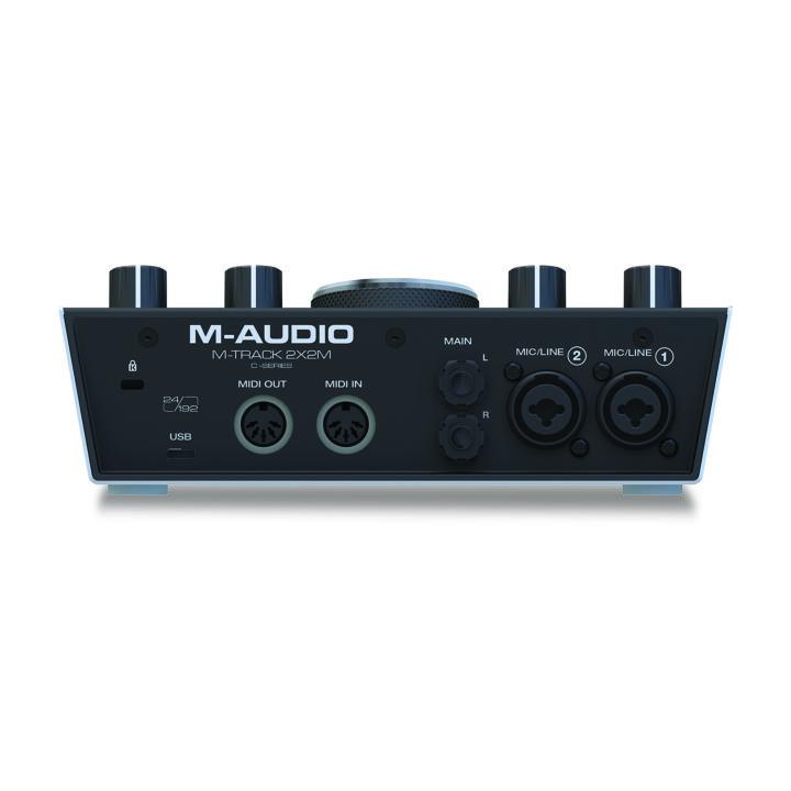 M-Audio M-Track 2X2M 2