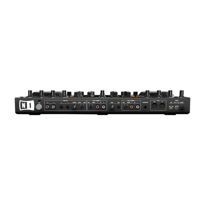 Native Instruments Traktor Kontrol S4 Mk2 3