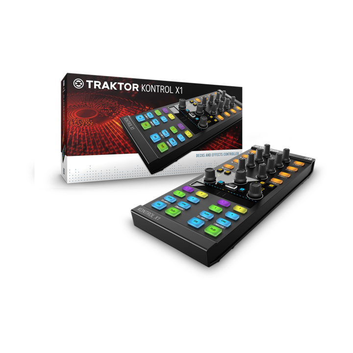 Native Instruments Traktor Kontrol Z1 2