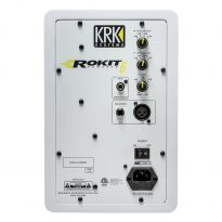KRK RP6 G3 WH para + statywy 2