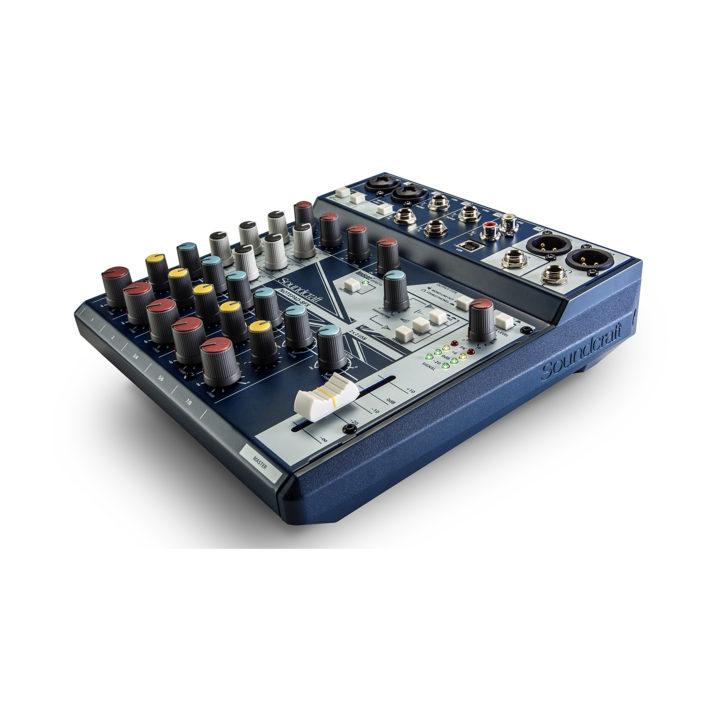 Soundcraft Notepad 8FX 3