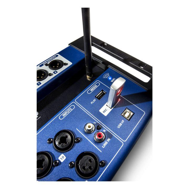 Soundcraft Ui24R 6