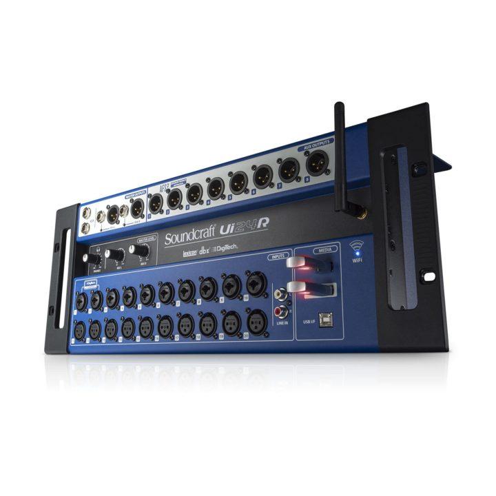 Soundcraft Ui24R 12