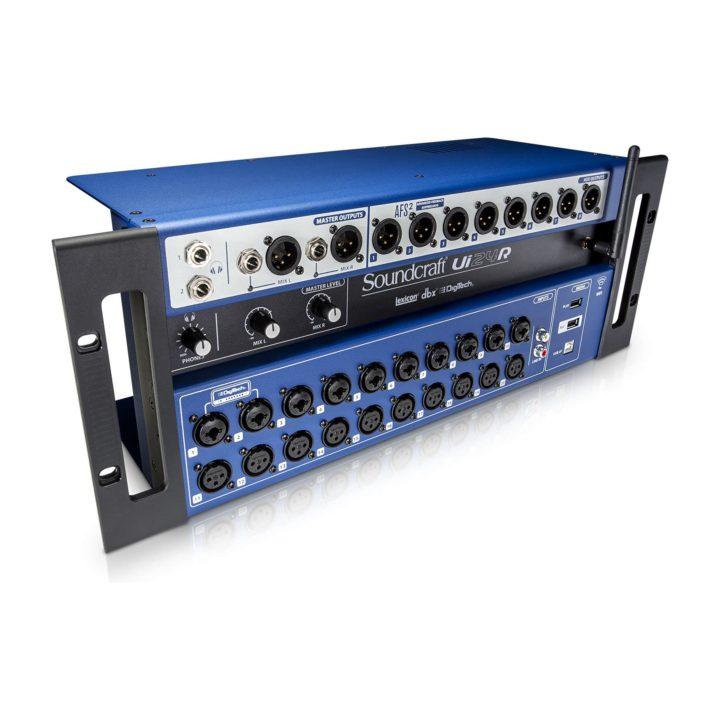 Soundcraft Ui24R 23