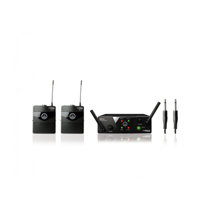 AKG WMS 40 MINI2 Dual Instrumental Set 1