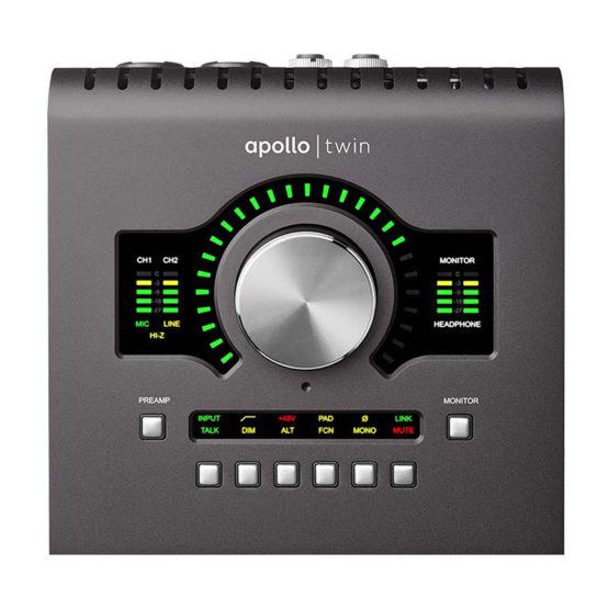 Universal Audio Apollo Twin Mk II DUO - zestaw wtyczek o wartości 3 250 zł gratis!