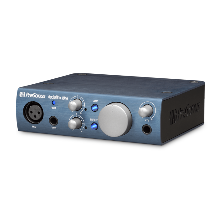 PreSonus Audiobox iOne 3