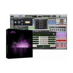 Avid Pro Tools 12 PLAN SU ES/ET