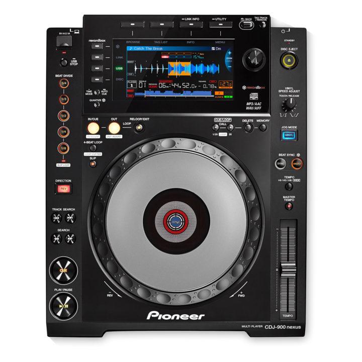 Pioneer CDJ-900 NXS 1