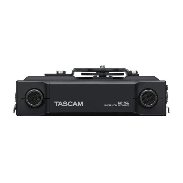 Tascam DR-70D 5