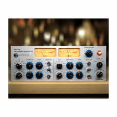 Softube Summit Audio EQF-1 Full Range Passive Tube Equalizer