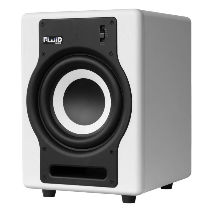 Fluid Audio F8S WH 2