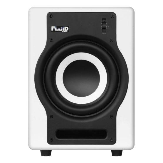 Fluid Audio F8S WH